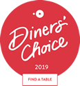 Diners' Choice Winner 2019